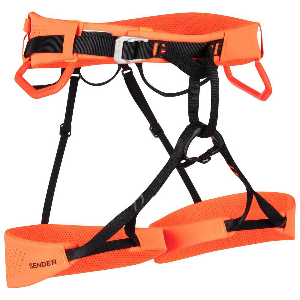 Mammut Sender XL Safety Orange