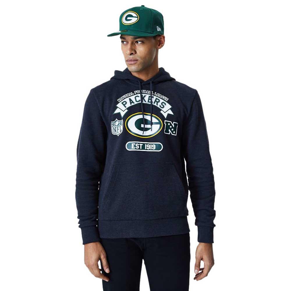New Era Nfl Green Bay Packer M Grey