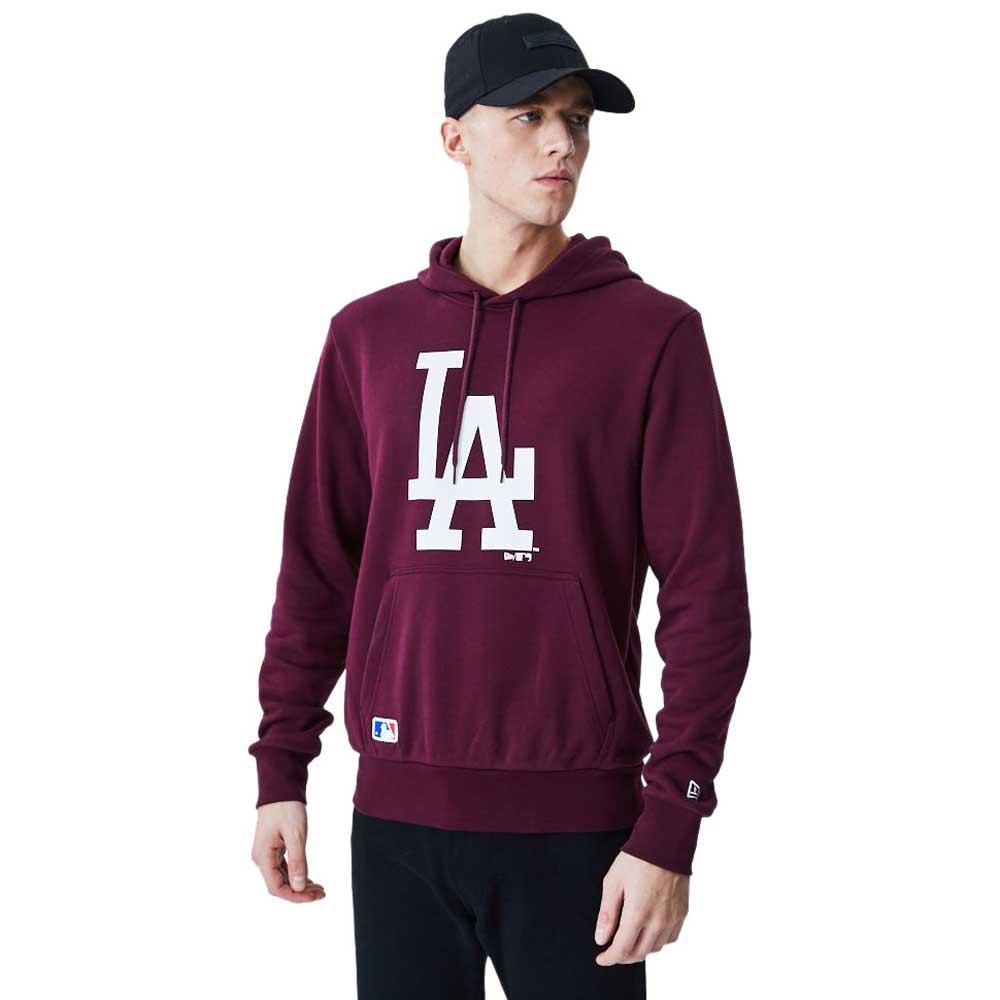 New Era Mlb Los Angeles Dodgers S Dark Red