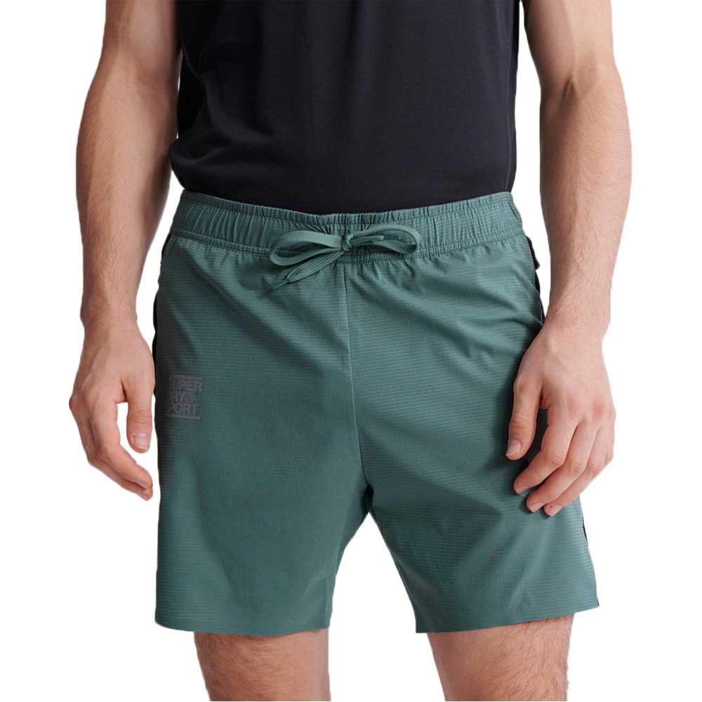 Superdry Training Double Layer S Sagebrush Green
