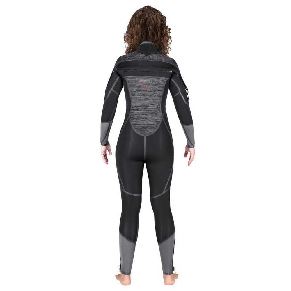 mares-flexa-graphene-7-mm-she-dives-m-large-double-wide-black-grey
