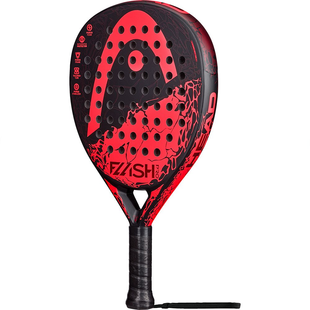 head-racket-flash-pro-one-size-red-black