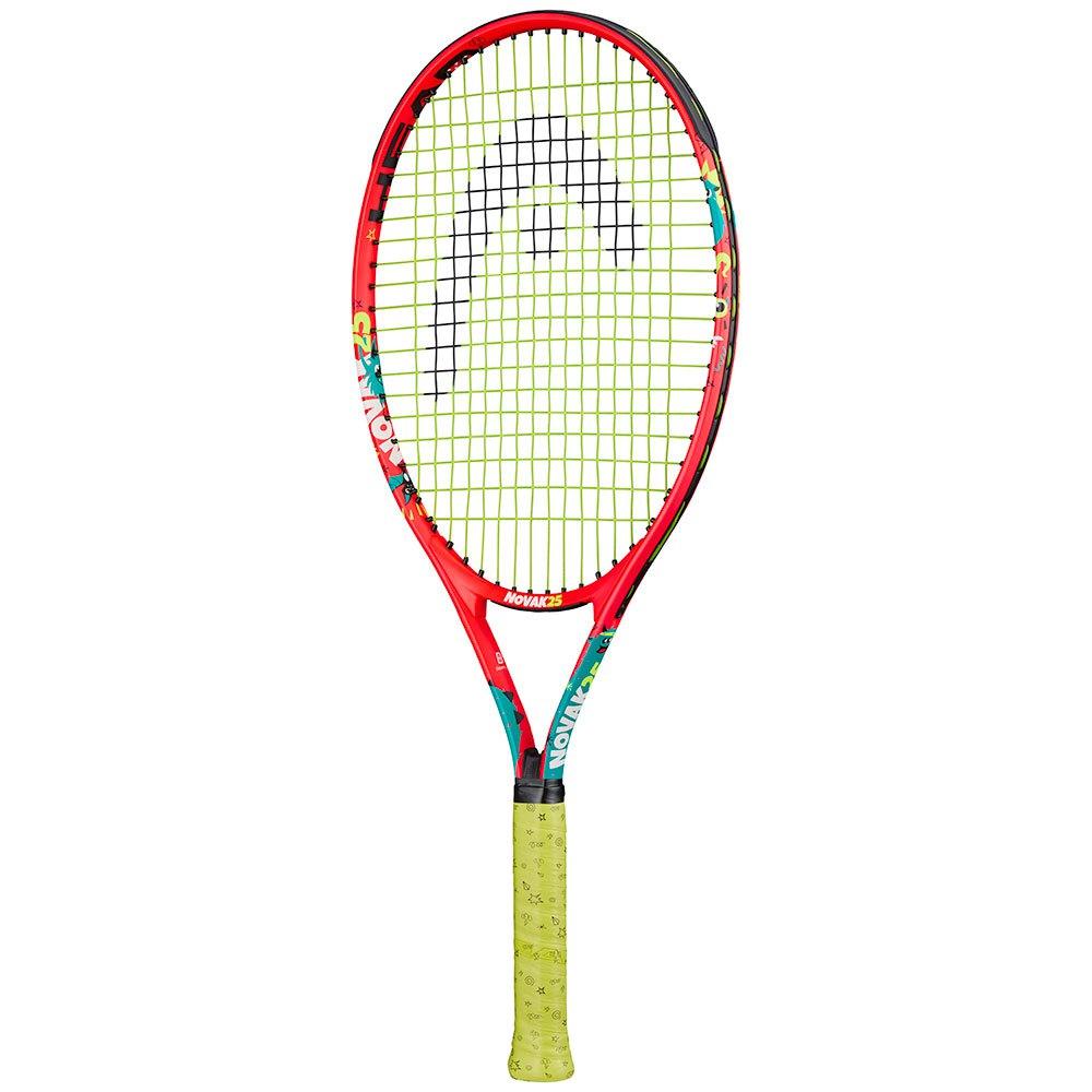 Head Racket Novak 25 7 Red / Multicolor