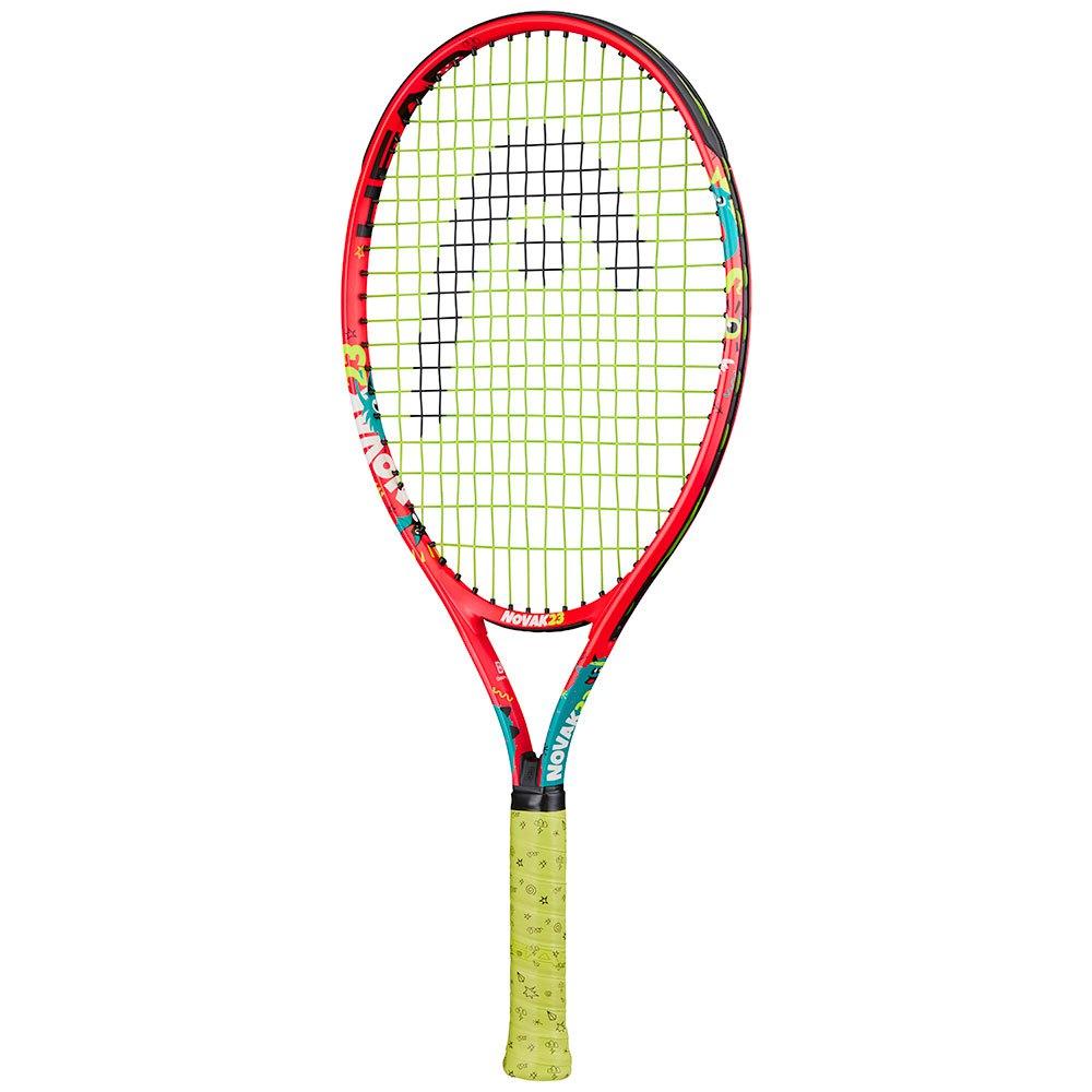 Head Racket Novak 23 Tennis Racket 6 Red / Multicolor