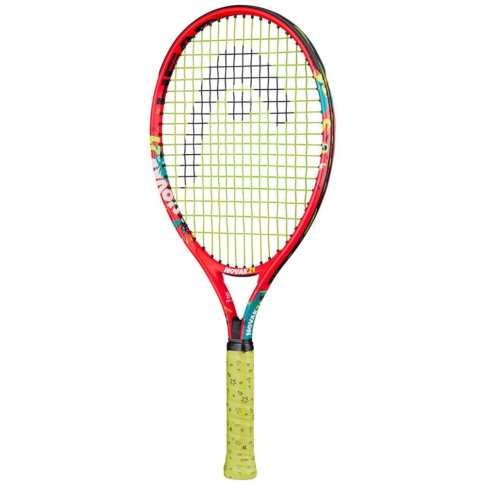 Head Racket Novak 21 5 Red / Multicolor