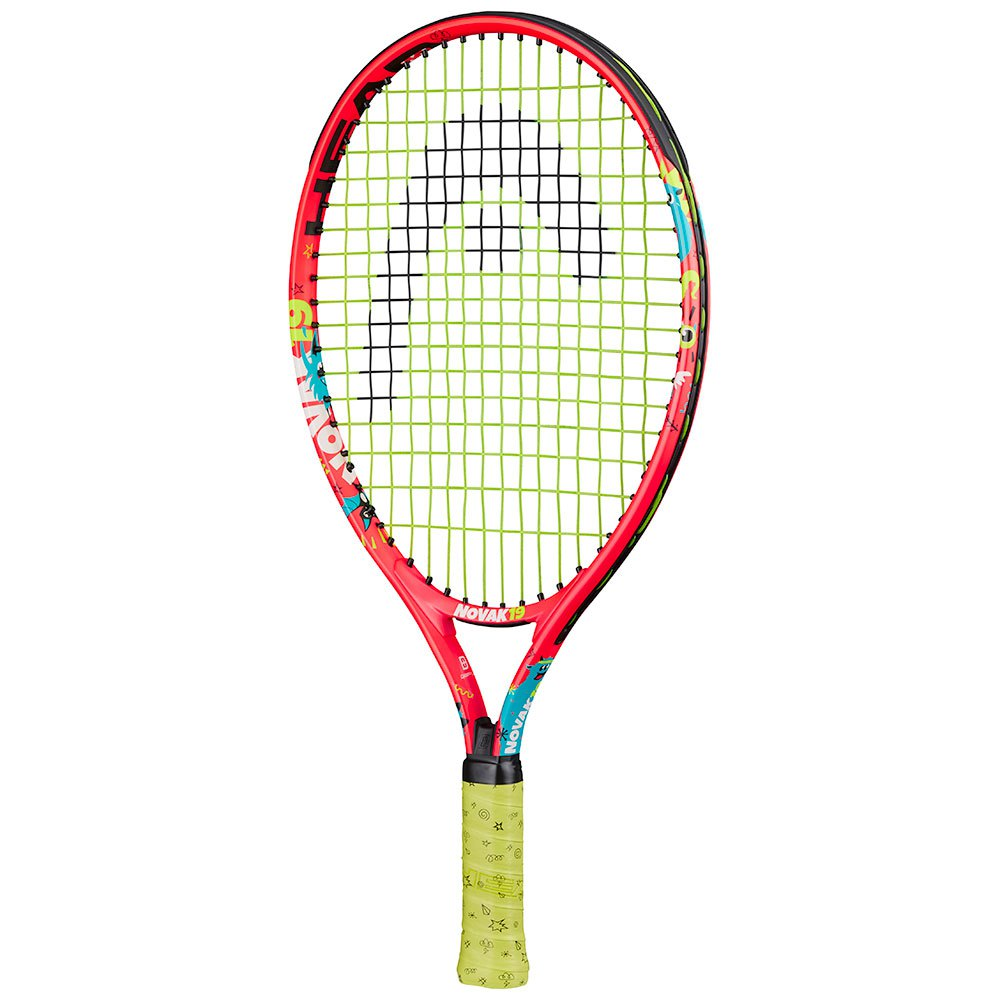 Head Racket Novak 19 5 Red / Multicolor