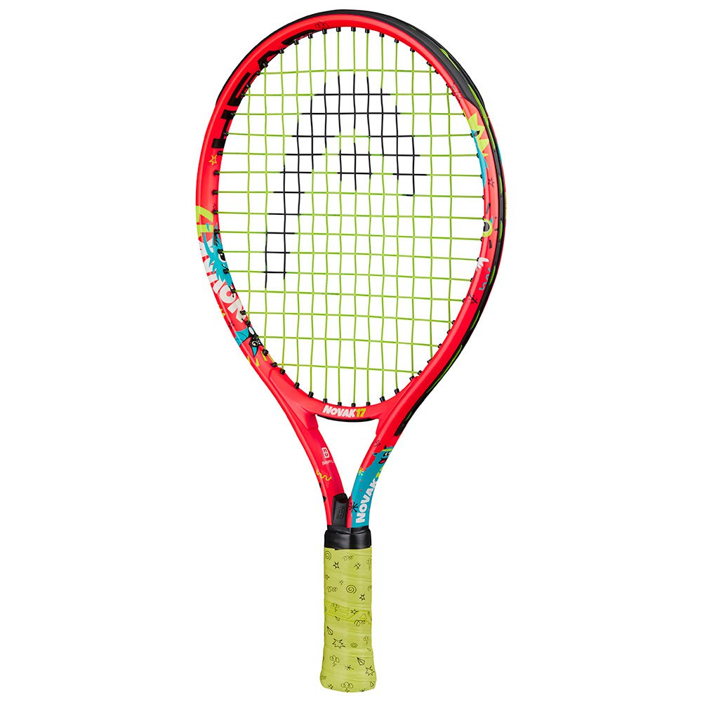 Head Racket Novak 17 5 Red / Multicolor