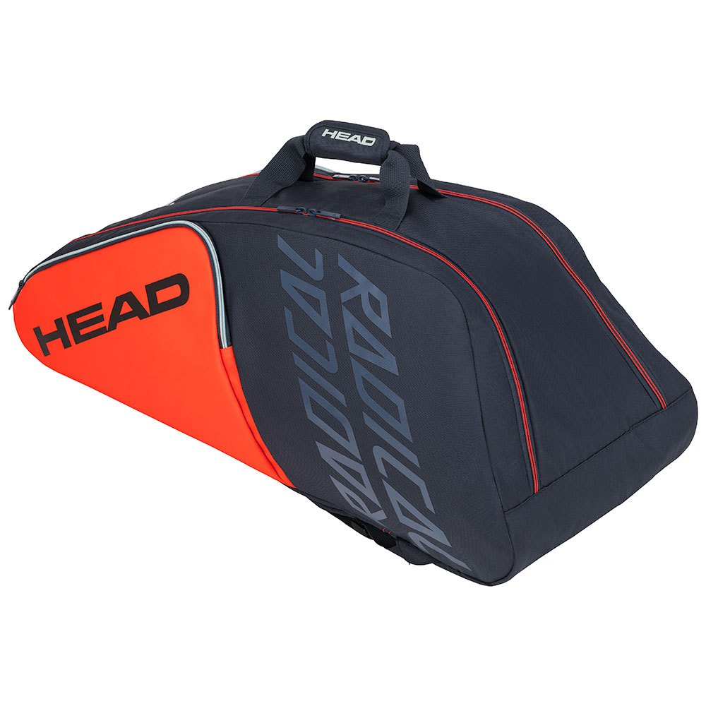 Head Racket Sac Raquettes Radical Supercombi One Size Orange / Grey