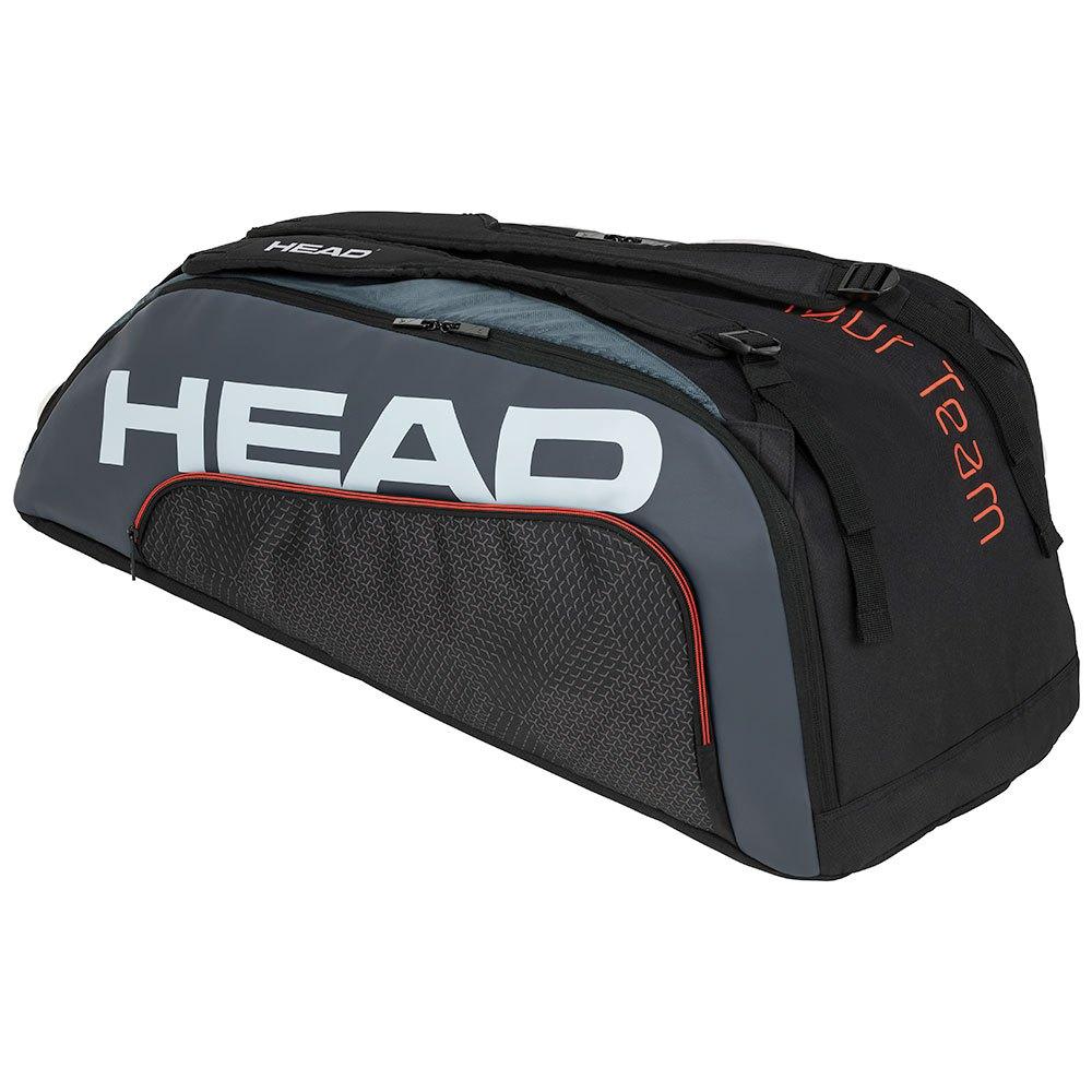 Head Racket Sac Raquettes Tour Team Supercombi One Size Black / Grey