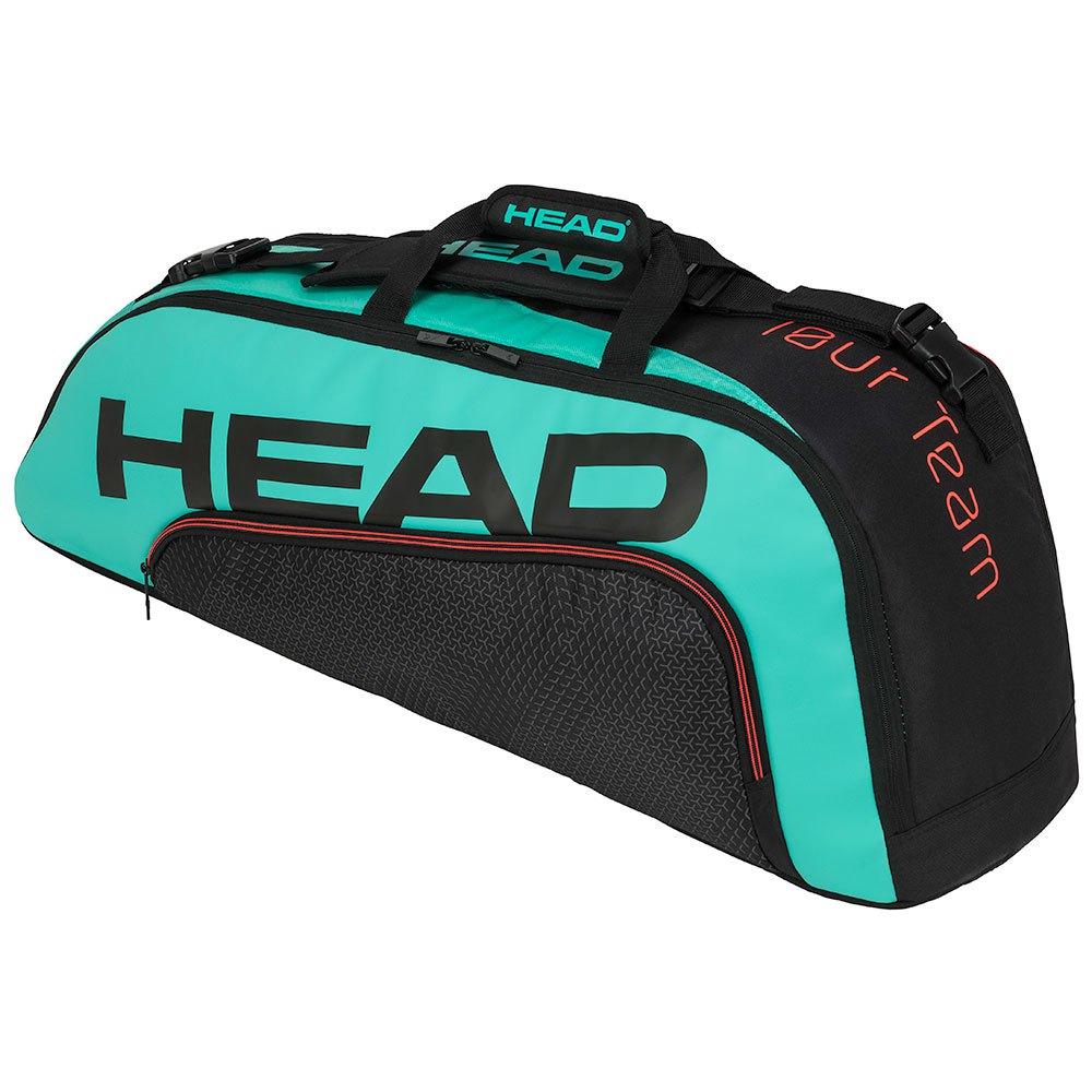 Head Racket Tour Team Combi One Size Black / Teal