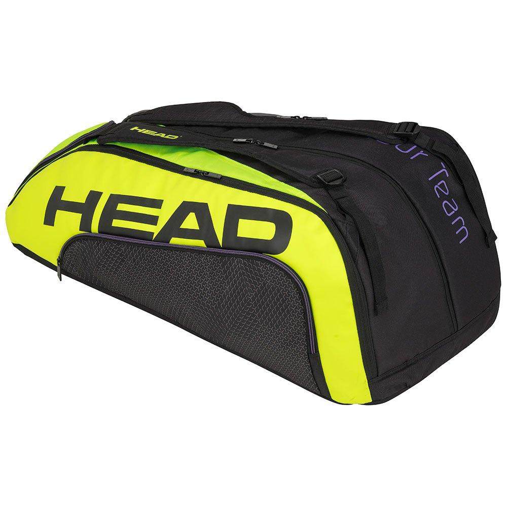 Head Racket Tour Team Extreme Monstercombi One Size Black / Neon Yellow