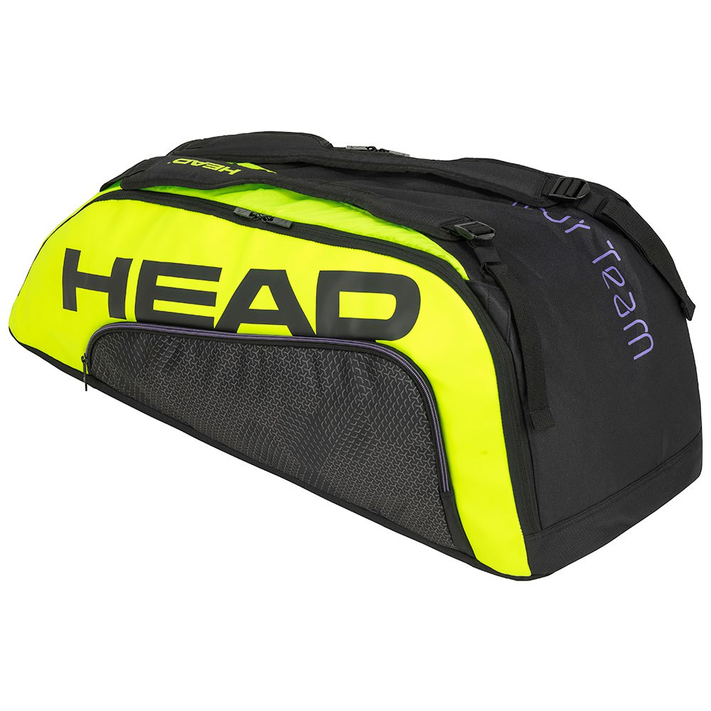 Head Racket Tour Team Extreme Supercombi One Size Black / Neon Yellow
