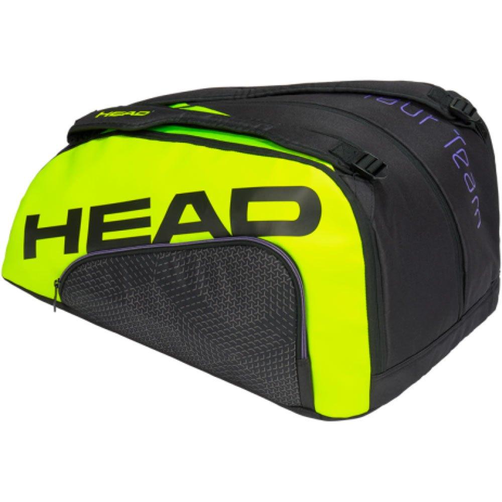 Head Racket Tour Team Padel Monstercombi One Size Black / Neon Yellow