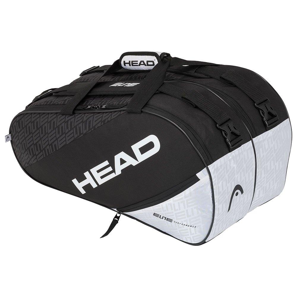 Head Racket Sac Raquette Padel Elite Supercombi One Size Black / White
