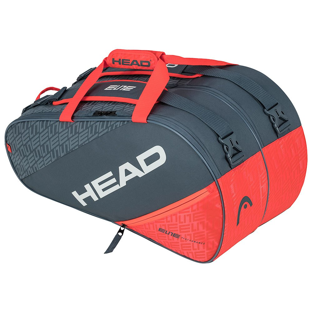 Head Racket Elite Padel Supercombi One Size Grey / Orange