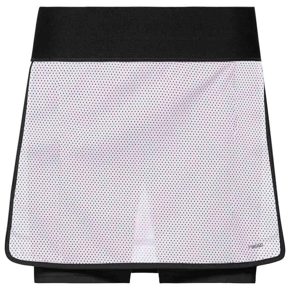 Head Racket Smash Skort S White / Black