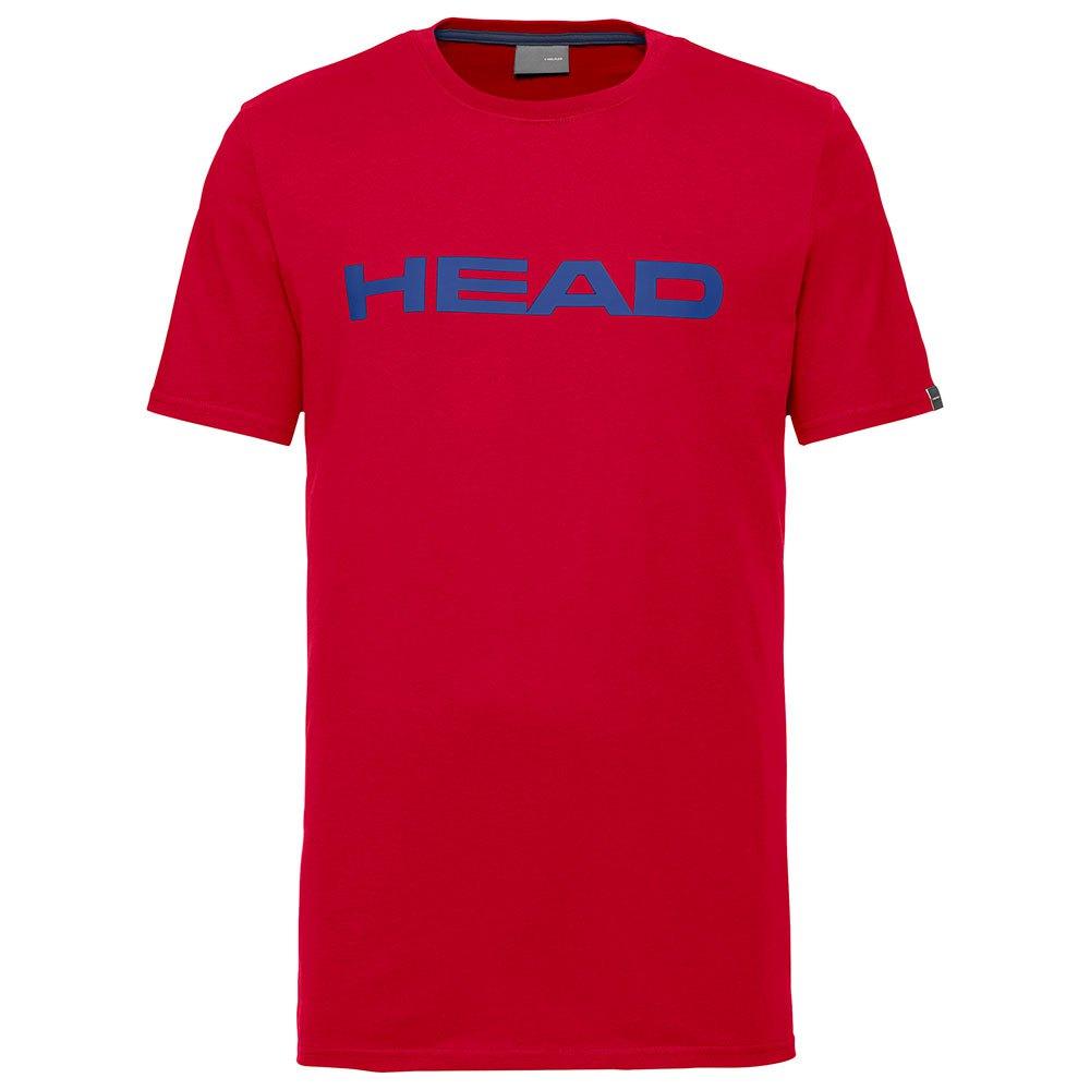 Head Racket T-shirt Manche Courte Club Ivan 128 cm Red / Royal