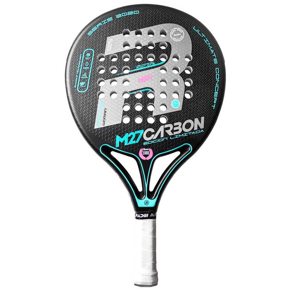 Royal Padel M27 Soft 2020 One Size Black