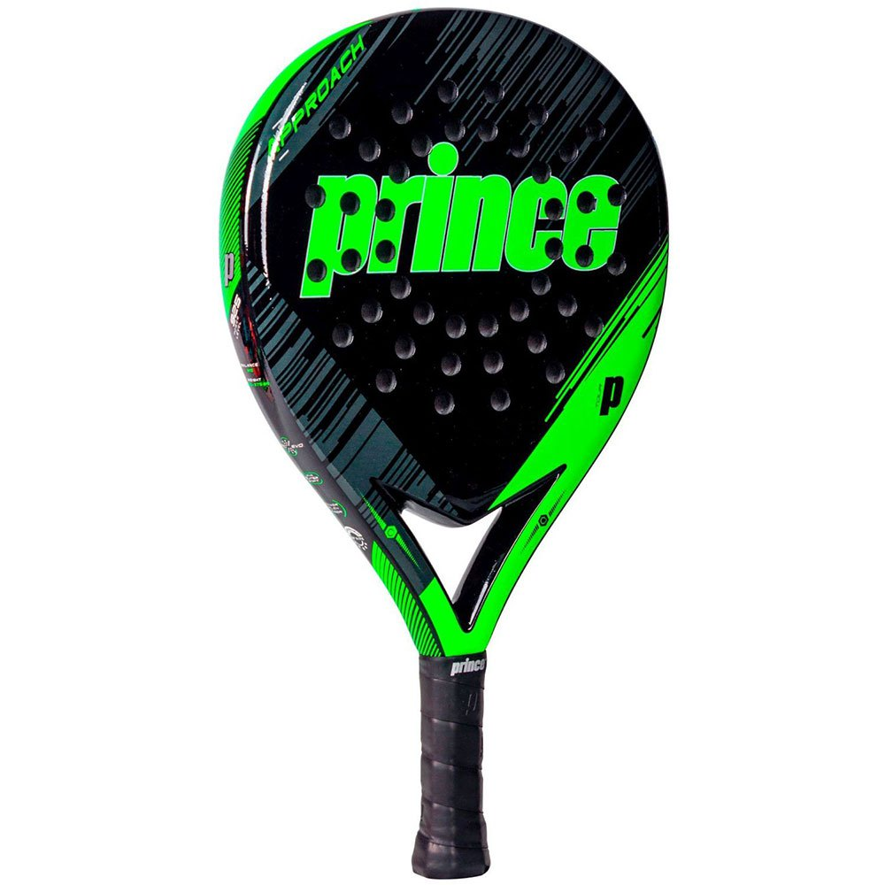 prince-approach-one-size-black-green