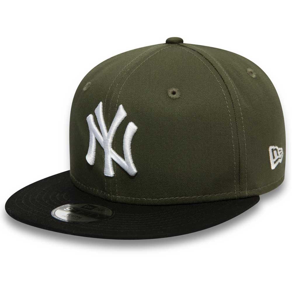 New Era Mlb New York Yankees Colour Block 9fifty 52-53 cm Green Med