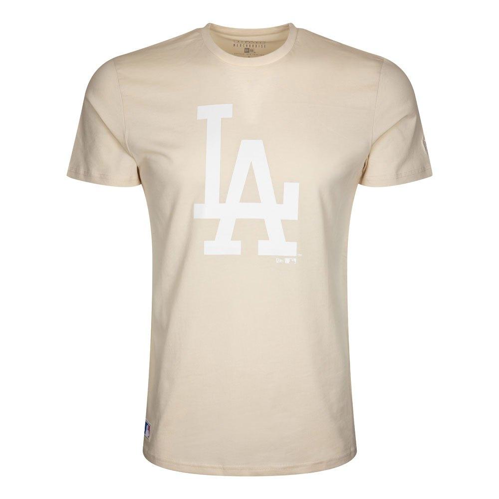 New Era Mlb Los Angeles Dodgers Seasonal Team Logo M White