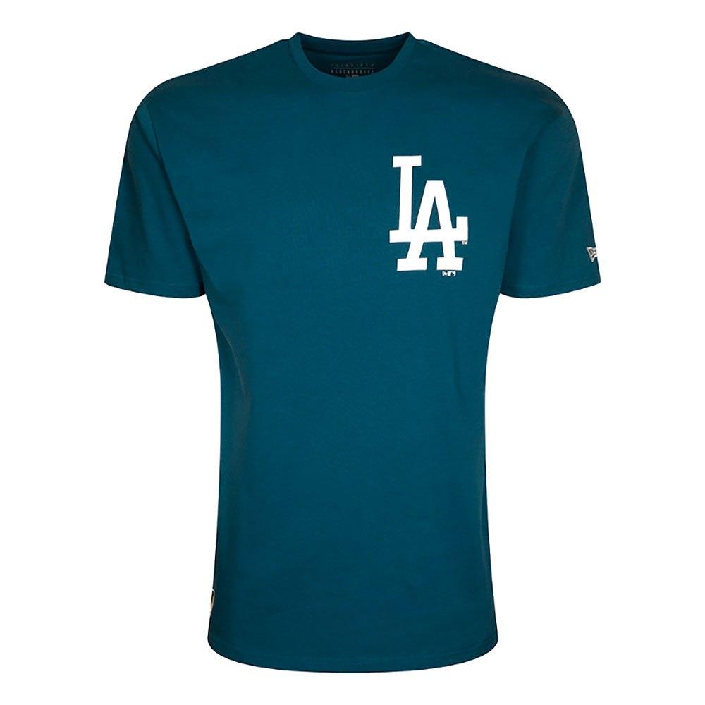 New Era Mlb Los Angeles Dodgers Big Logo Oversized L Blue