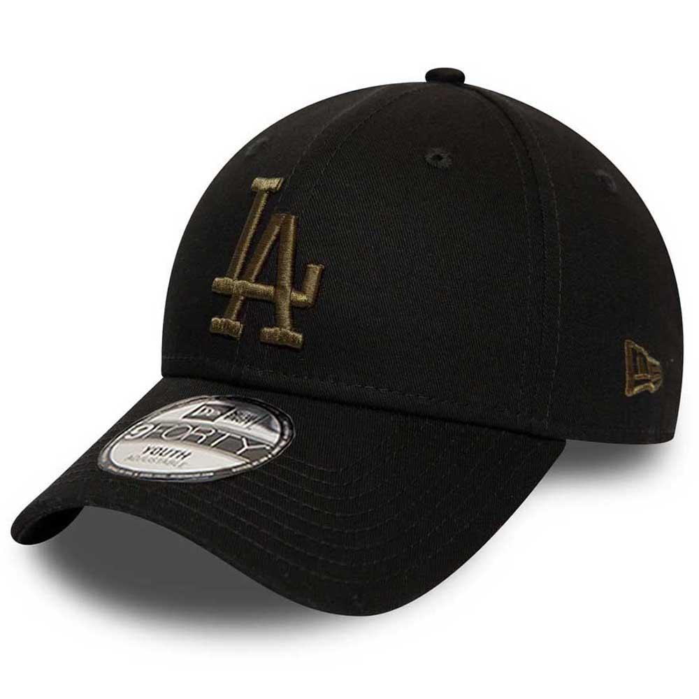 New Era Mlb Los Angeles Dodgers Essential 9forty 54-55 cm Black