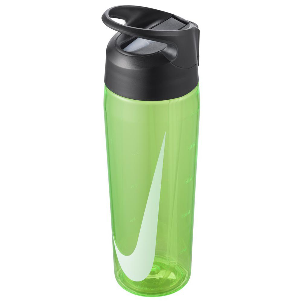 Nike Accessories Tr Hypercharge Straw 710ml One Size Green Spark / Anthracite