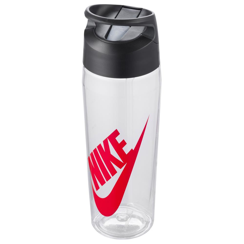 Nike Accessories Tr Hypercharge Straw Graphic 710ml One Size Clear / Anthracite