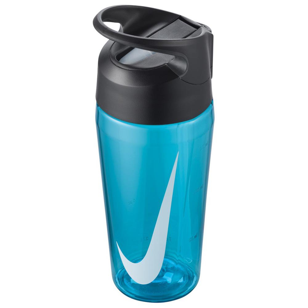 Nike Accessories Tr Hypercharge Straw Graphic 475ml One Size Blue Fury / Anthracite