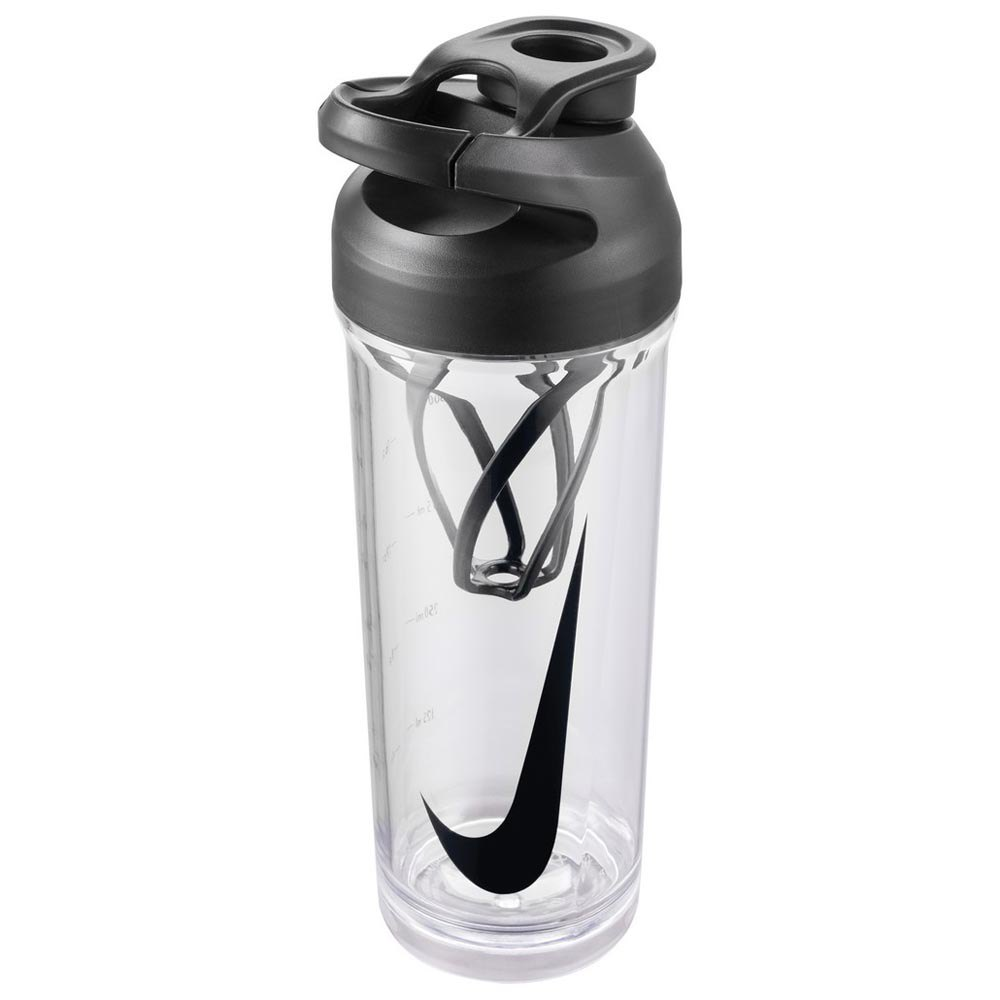 Nike Accessories Tr Hypercharge Shaker 710ml One Size Clear / Black / Black