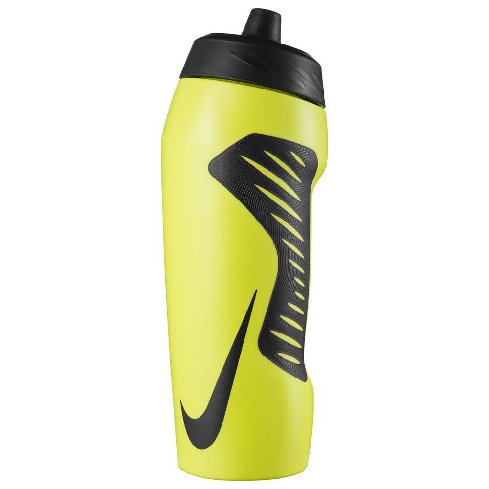 Nike Accessories Hyperfuel Water Bottle 710ml One Size Lemon Venom / Black