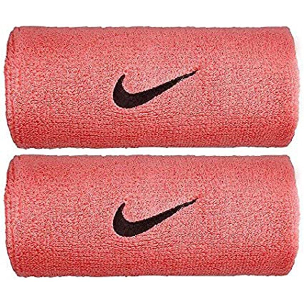 Nike Accessories Swoosh Doblewide One Size Pink Gaze / Oil Grey