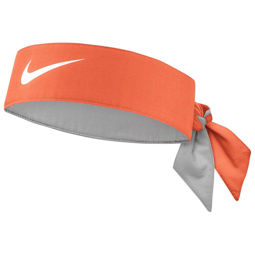 Nike Accessories Headband One Size Orange / White