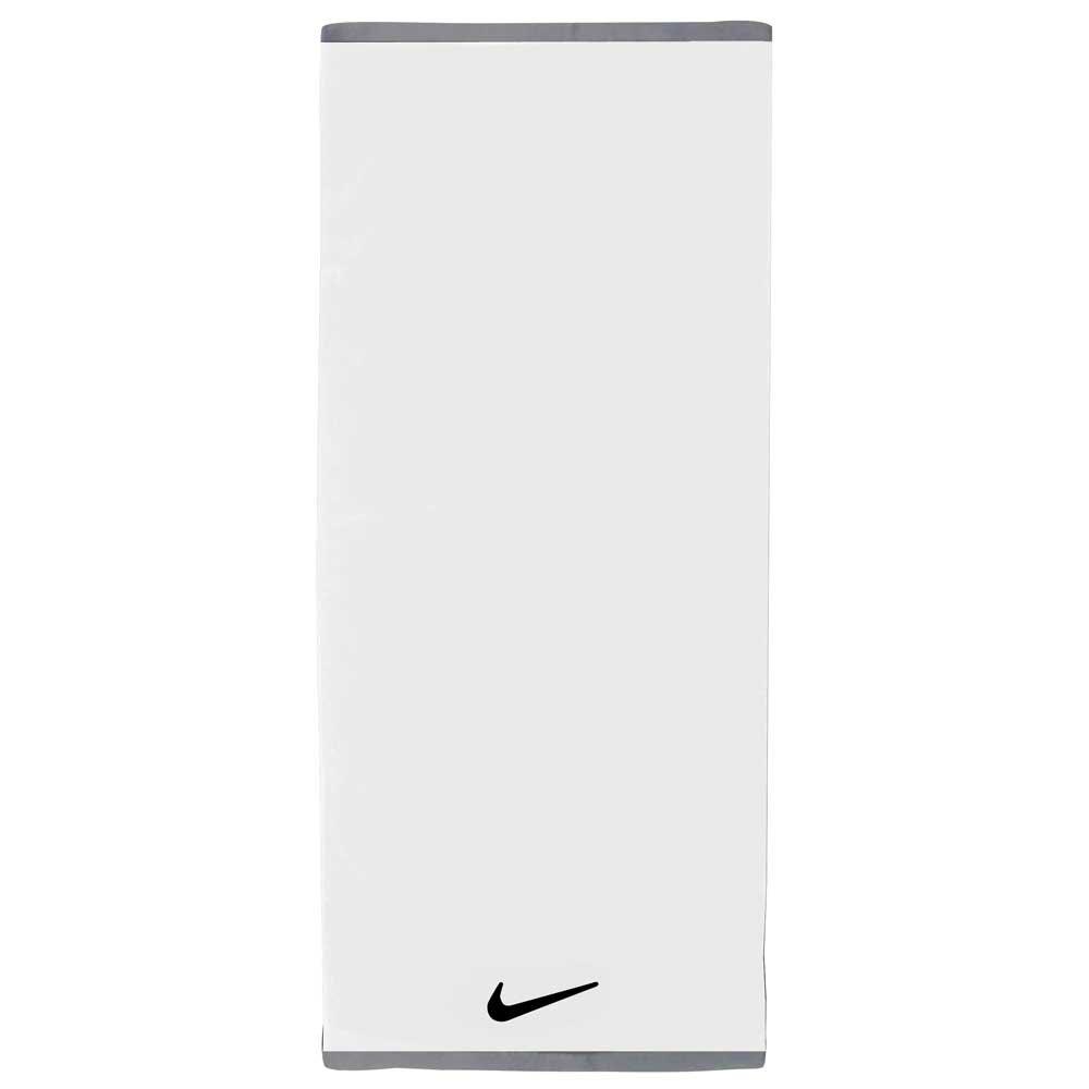Nike Accessories Serviette Fundamental 60cm x 120 cm White / Black
