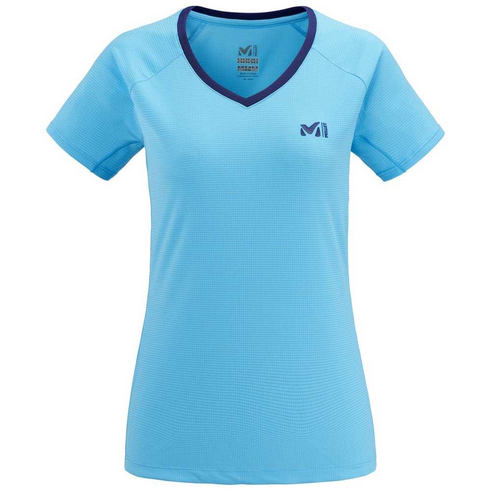 Millet T-shirt Manche Courte Roc M Light Blue