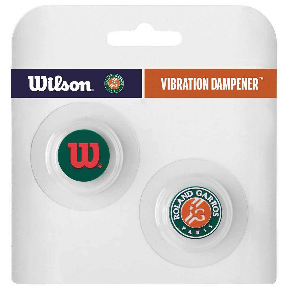 Wilson Roland Garros 2 Units One Size Green / Orange / White