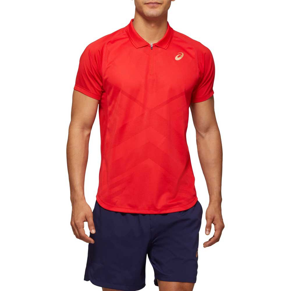 Asics Tennis S Classic Red