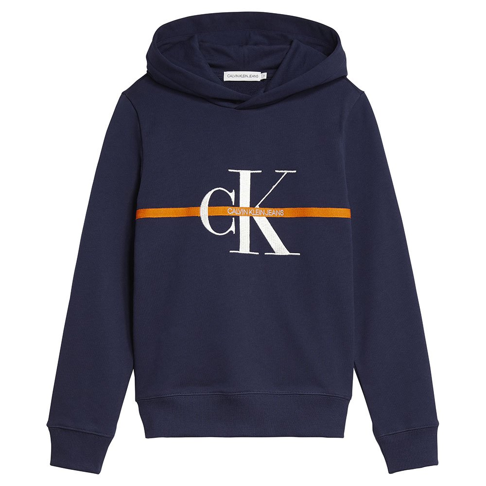 Calvin Klein Jeans Monogram Stripe 10 Years Peacoat