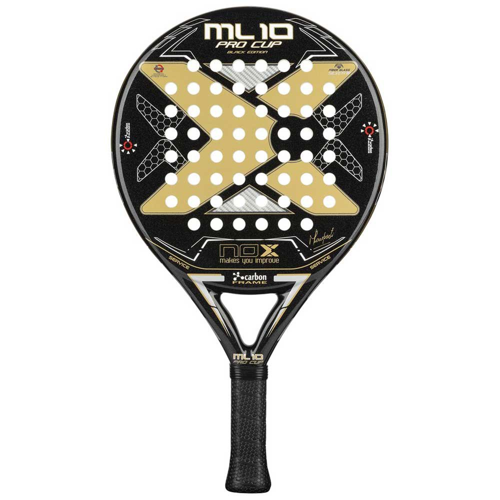Nox Ml10 Pro Cup One Size Black / Gold