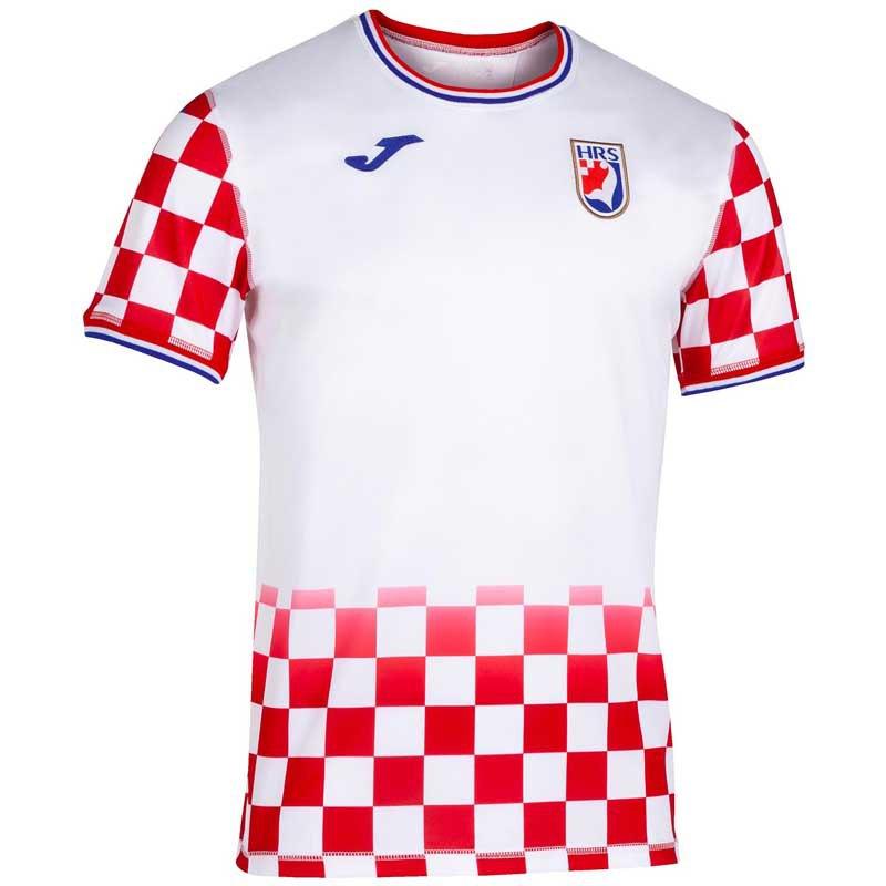 Joma Croatia Home 2019 XS White / White