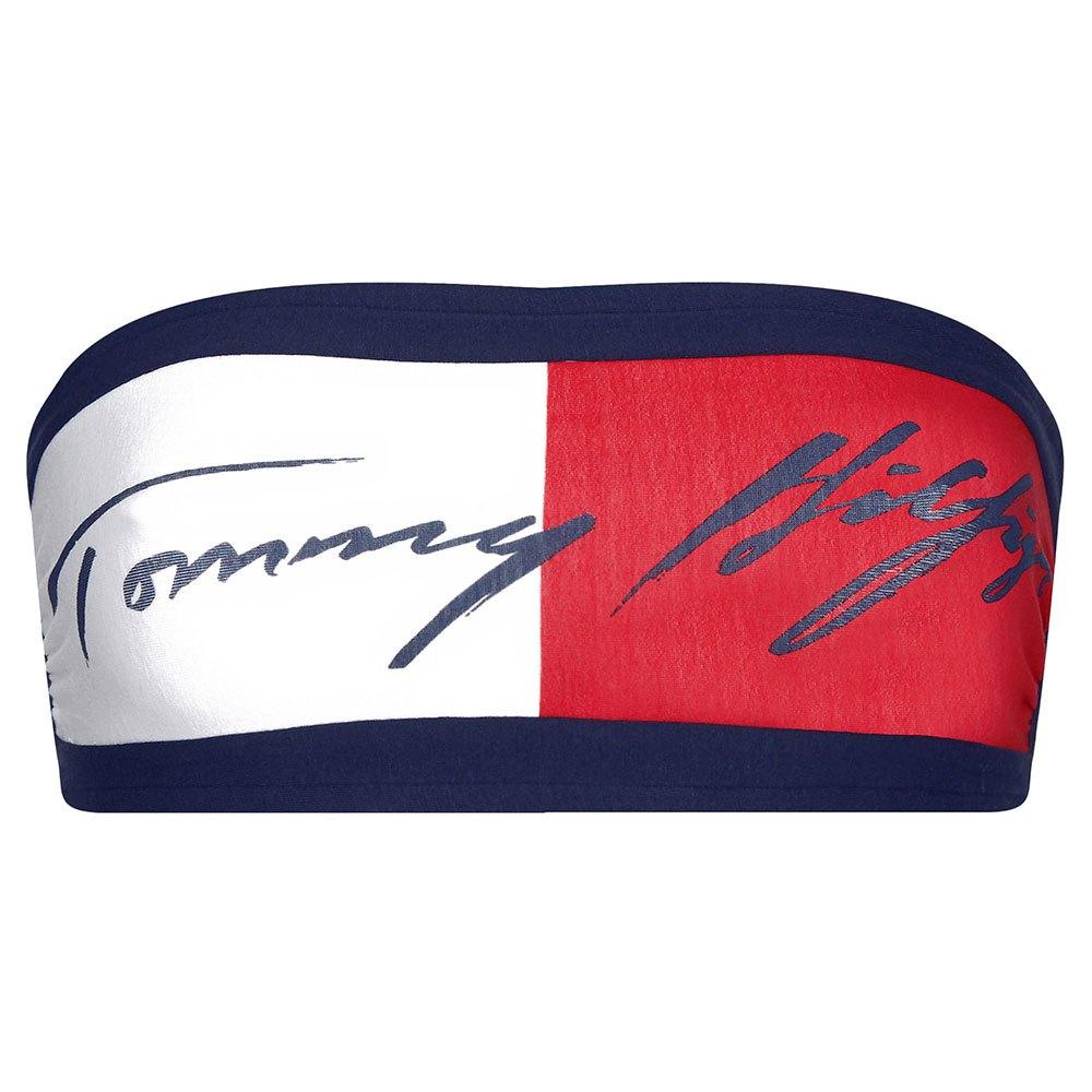Tommy Hilfiger Underwear Bandeau Signature M Navy Blazer
