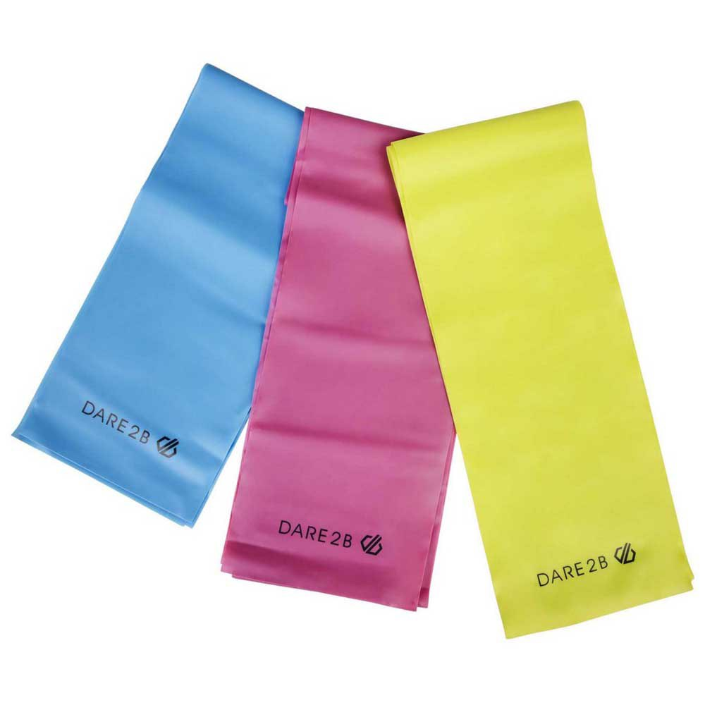 Dare2b Resistance Bands One Size Misc