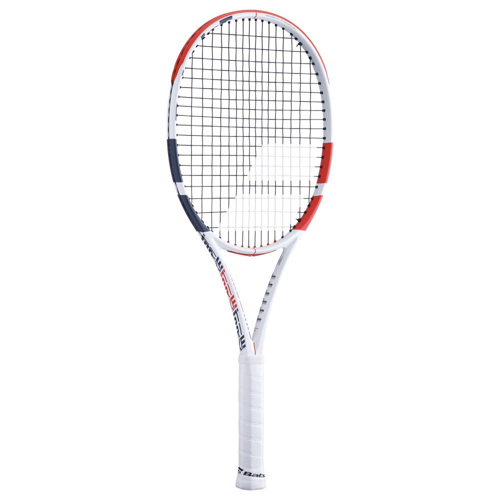 Babolat Pure Strike 100 1 White / Red / Black
