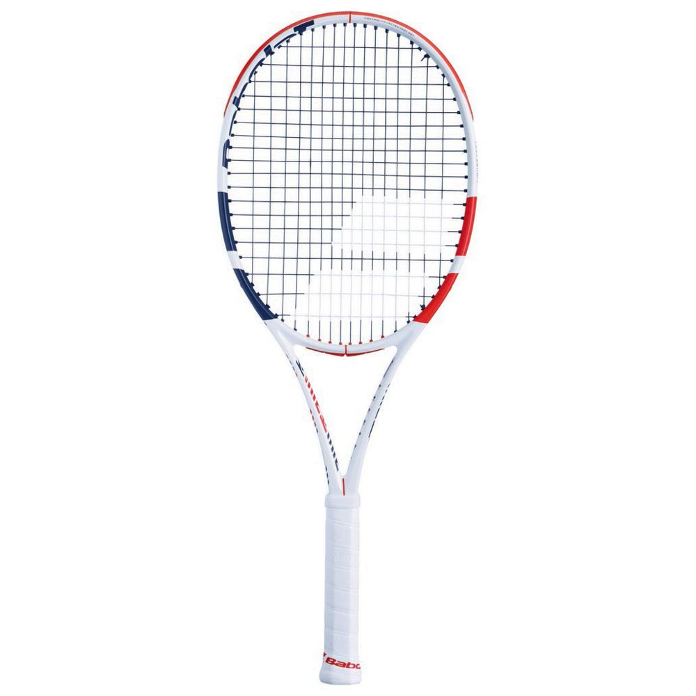 Babolat Pure Strike Team 0 White / Red / Black