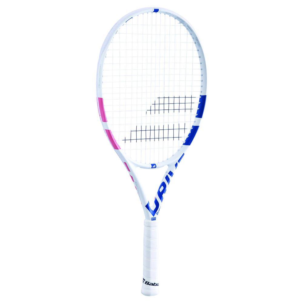Babolat Pure Drive 25 Wimbledon 0 White / Pink / Blue