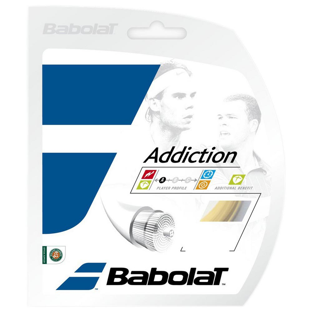 Babolat Addixion 12 M 1.25 mm Natural