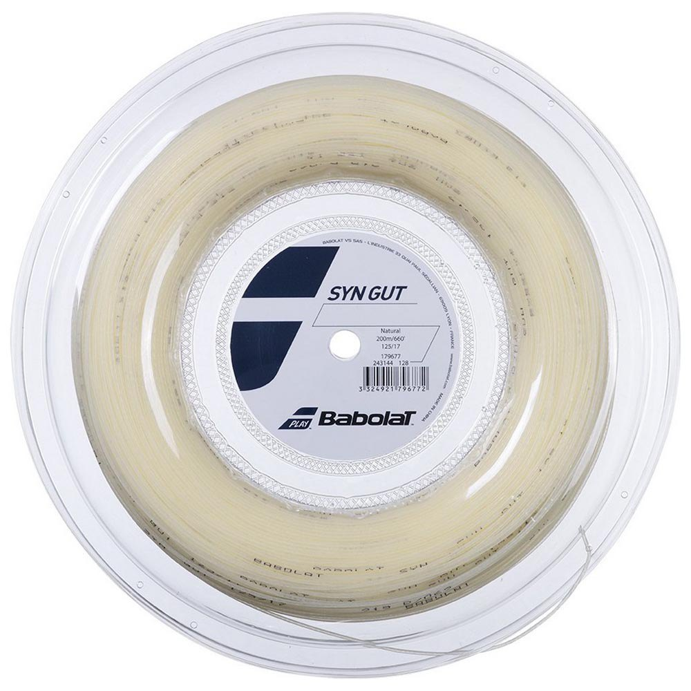 Babolat Synthetic Gut 200 M 1.25 mm Natural