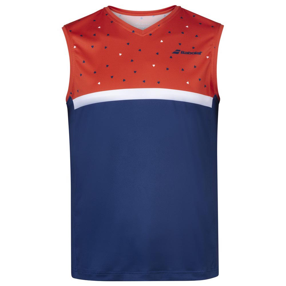 Babolat Compete Muscle XXL Pureed Pumpkin / Blue