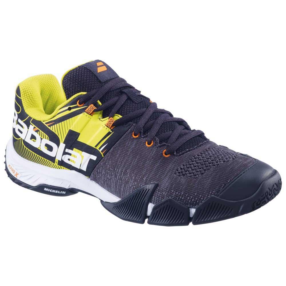 Babolat Chaussures Movea EU 46 1/2 Black / Fluo Yellow
